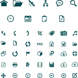 Junto Icon Designs