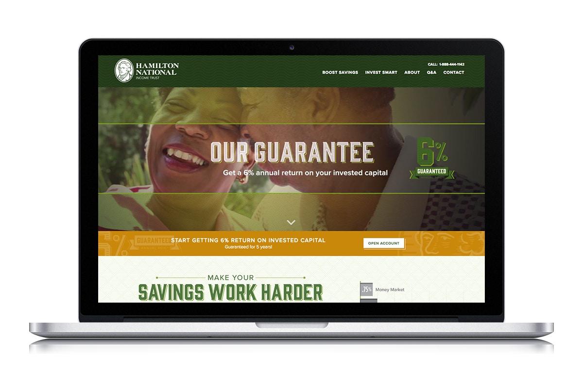 Hamilton National Home Page