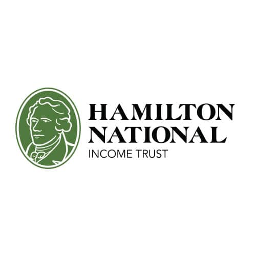 Hamilton National Logo Design