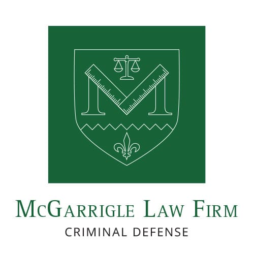 McGarrigle Law Firm Logo Design