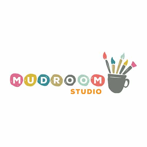 Mud Room Studio Logo Design