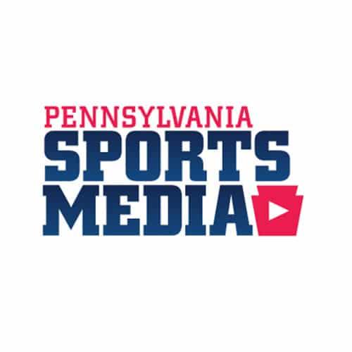 PA Sports Media Logo Design