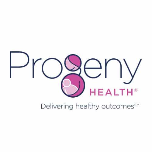Progeny Health Logo Design