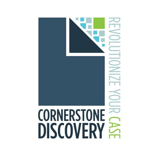 Cornerstone Discovery Logo Design