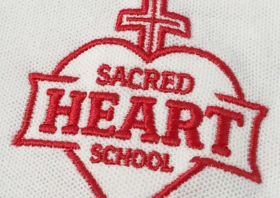 Sacred Heart School Re-Brand