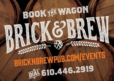 Brick & Brew Wagon