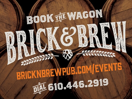 Brick & Brew Wagon